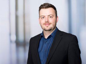 Michael Feucht, Social Media- und PR-Referent am Klinikum Ingolstadt
