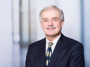 Hans-Georg Otto, Leiter Finanzmanagement und Prokurist am Klinikum Ingolstadt