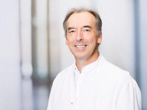 Dr. Michael Ruth, Direktor der Klinik für Akutgeriatrie im Klinikum Ingolstadt