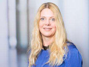 Karin Strobl, Assistenz der Geschäftsführung im Klinikum Ingolstadt