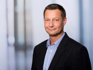 Oliver Vogg, Pflegedienstleiter am Zentrum für psychische Gesundheit im Klinikum Ingolstadt
