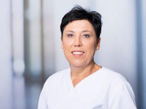 Petra Weißbach, Breast Care Nurse im Klinikum Ingolstadt