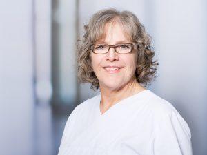 Stilla Boyer, Stomaberaterin im Klinikum Ingolstadt