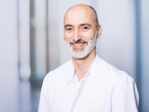 Dr. Victor Collado Seidel, Oberarzt der Klinik für Neurologie im Klinikum Ingolstadt