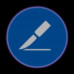 Das Icon der Praxis für Chirurgie