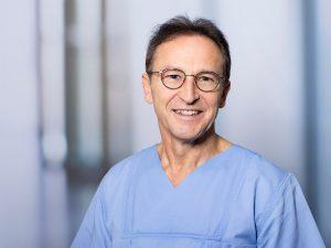 Alfred Mack, Stationsleitung der Intensivstationen 49A und 49C im Klinikum Ingolstadt