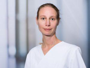 Kerstin Mikler, Ansprechpartnerin für die onkologische Pflege im Klinikum Ingolstadt