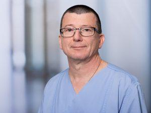 Franz Obermeier, Stationsleitung im Klinikum Ingolstadt