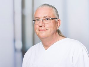 Richard Romeis, Leitung der Stationen 65,66 und 67/68 im Klinikum Ingolstadt