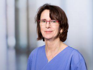Christa Steinsdorfer, Leitung der Station 25 im Klinikum Ingolstadt