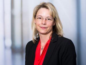 Jessica Bauer, Stationsleitung im Tagesklinischen Zentrum Münchener Straße