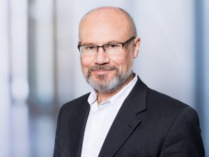 Erich Göllner, Pflegedirektor und stellvertretender Geschäftsführer am Klinikum Ingolstadt