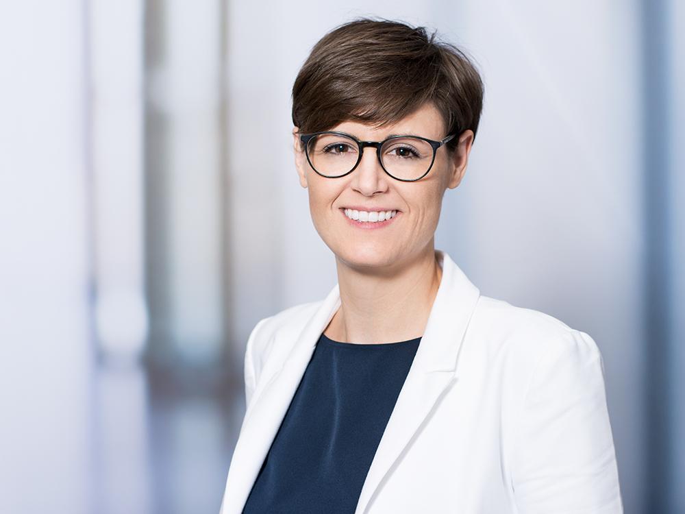 Katja Vogel, Leitung Unternehmenskommunikation und Marketing im Klinikum Ingolstadt
