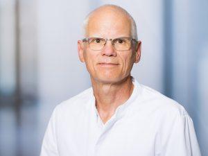 Dr. Joachim Hetzer, Leitender Oberarzt und stellvertretender Direktor der Chirurgischen Klinik I im Klinikum Ingolstadt