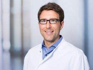 PD Dr. Lars Henning Schmidt, Direktor der Klinik für Pneumologie und Thorakale Onkologie im Klinikum Ingolstadt