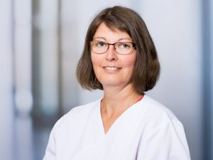 Dr. med. Birgit Barta, Oberärztin des Instituts für Physikalische und Rehabilitative Medizin im Klinikum Ingolstadt