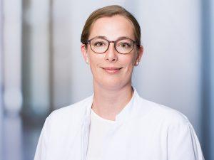 Dr. med. Stefanie Harlacher-Forster, Oberärztin der Klinik für Akutgeriatrie im Klinikum Ingolstadt