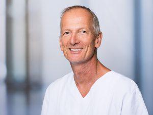 Jürgen Meng, Therapeutischer Leiter der Physikalischen Abteilung im Klinikum Ingolstadt