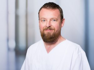 Jörg Rothe, Leitender Ergotherapeut im Klinikum Ingolstadt