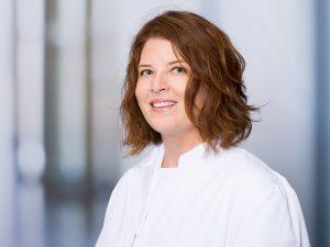 Dr. med. Katharina Walther, Leitende Oberärztin und stellvertretende Direktorin der Klinik für Akutgeriatrie im Klinikum Ingolstadt