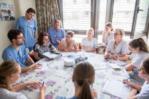 Gruppenbesprechung Neurologie (2)