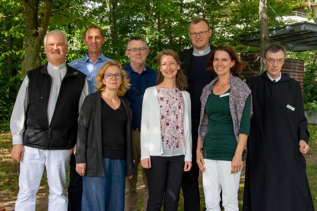 Das Team der Klinikseelsorge im Klinikum Ingolstadt