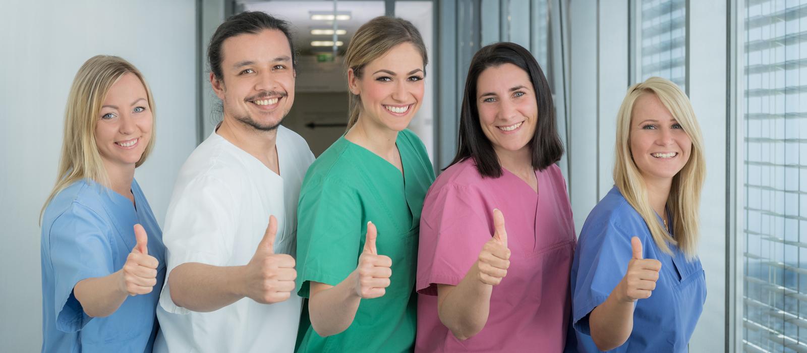 Ihr Pflegeteam im Klinikum Ingolstadt