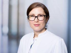 Simona Deaconu, Oberärztin im Zentrum für Radiologie und Neuroradiologie im Klinikum Ingolstadt