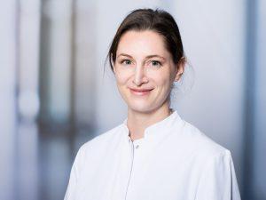Dr. Katja Glenz, Oberärztin im Zentrum für Radiologie und Neuroradiologie im Klinikum Ingolstadt