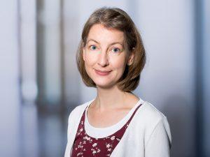 Veronika Pabst, Gemeindereferentin und Seelsorgerin im Klinikum Ingolstadt