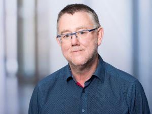 Horst Schall, Evangelischer Pfarrer im Klinikum Ingolstadt