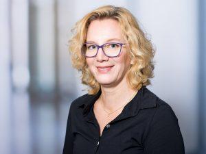 Anna-Katharina Stangler, Evangelische Pfarrerin im Klinikum Ingolstadt