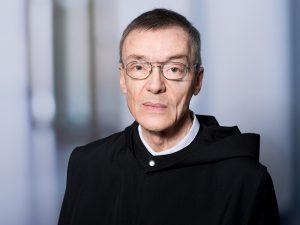 Pius Wichert, Pater im Klinikum Ingolstadt