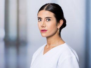 Arzu Güzel, Stationsleitung der Stationen 35-37 im Klinikum Ingolstadt