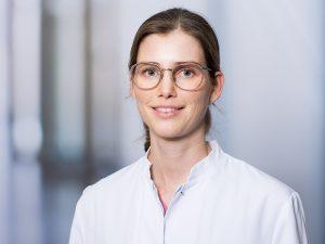 Sabine Hösterei, Oberärztin der Frauenklinik im Klinikum Ingolstadt