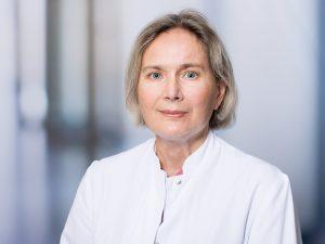 Dr. Sabine Schmid, Oberärztin der Frauenklinik im Klinikum Ingolstadt