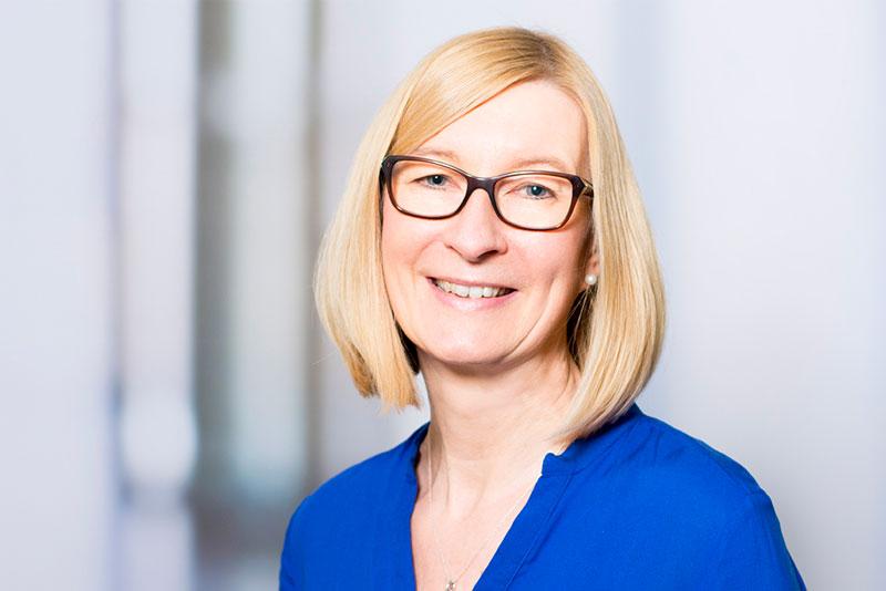 Susanne Böhm, Vorzimmer Pflegedienstleiter